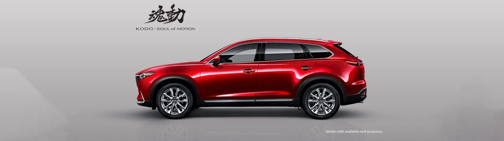Kodo Design on the CX-9